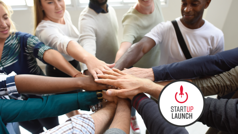 Startup Launch Stronger Together