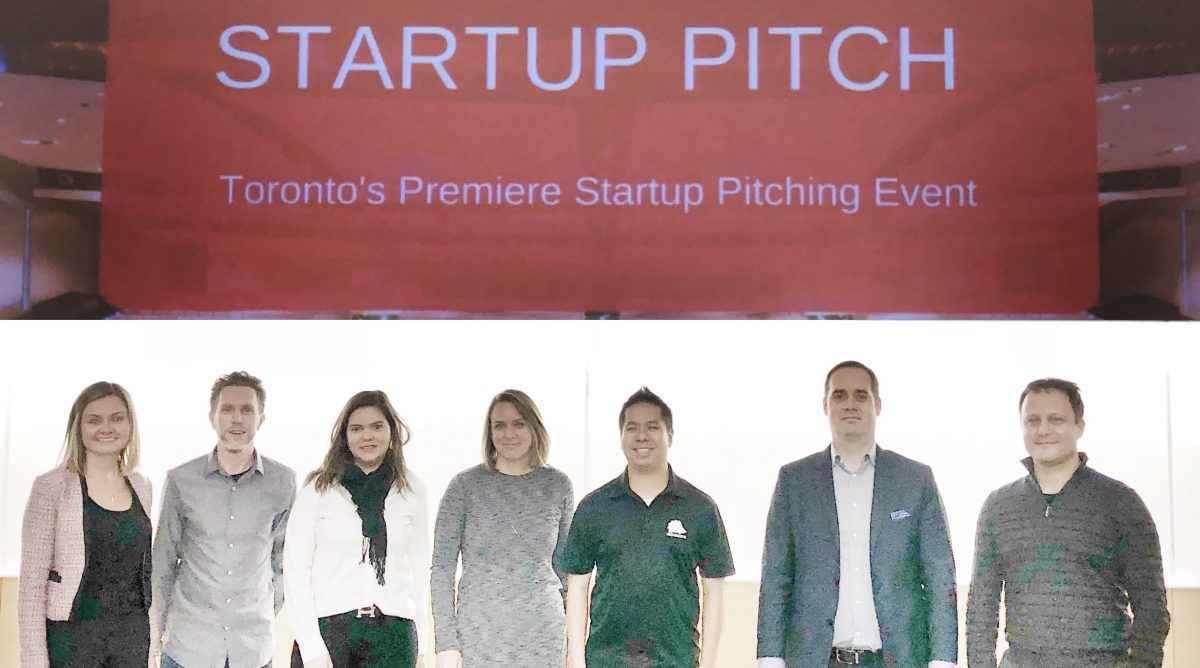 TorontoStarts Startup Pitch Competition Nov 22 – and the Winner is..