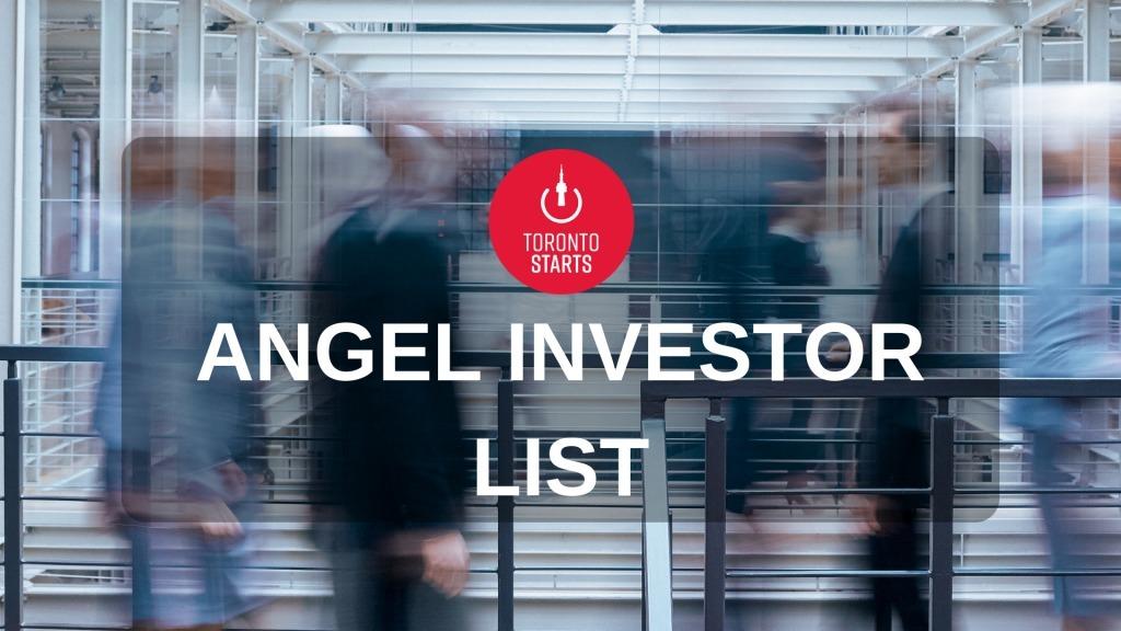 Ontario Angel Investors List • TorontoStarts